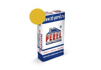 Цветная кладочная смесь Perel VL 0235 желтый, 50 кг 1
