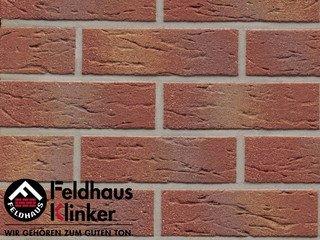 Клинкерная плитка Feldhaus Klinker R332NF14 carmesi multi mana