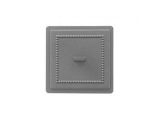 Дверца прочистная Везувий 237, (170х170) 130х130 (Антрацит)