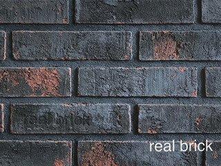Плитка ручной формовки Real Brick RB 2-10 princ Кирпичный