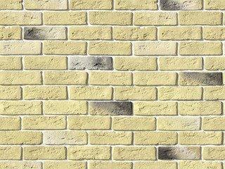 "320-30 White Hills ""Кельн брик"" (Cologne brick), желтый, плоскостной, Нормативная ширина шва 1,2 см."