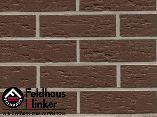 Плитка клинкерная фасадная Feldhaus Klinker R540NF9