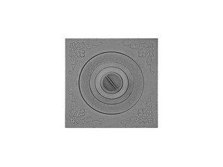 Плита чугунная 1-конф. П1- 5, 512х512 под казан (РУБЦОВСК)