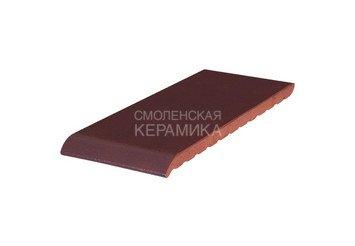 Плитка для подоконников King Klinker 350х120 кармазиновый остров (07) 1