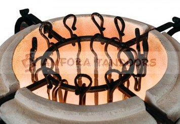 Тандыр керамический Амфора