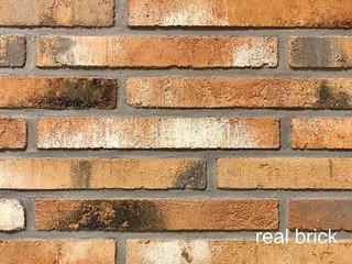 REAL BRICK. Ригельный кирпич RB 1-03 Глина Плитка: 300*40*15 0,7(45шт)