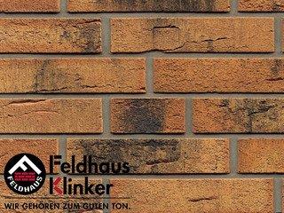 Плитка клинкерная фасадная Feldhaus Klinker R286NF9