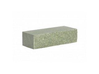 Кирпич облицовочный полнотелый BARRUM Зеленый, ложковый 1НФ