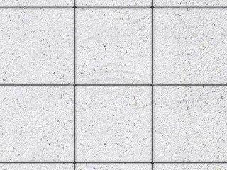 """Тротуарная плитка Выбор """"Стоунмикс"""", ЛА-ЛИНИЯ Белый, 80 мм"""