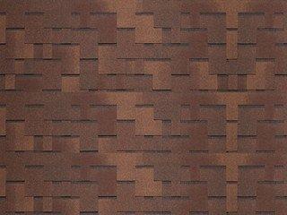 Tegola (NORDLAND) АЛЬПИН коричневый с отливом