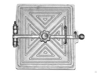 Дверца топочная ДТУ-2 (Балезино)