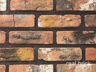 REAL BRICK. RB 4-10 antic глина античная кирпичная Плитка: 200*60*12 0,65(44шт)