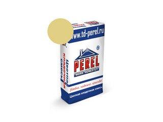 Цветная кладочная смесь Perel NL 0120 бежевая, 50 кг