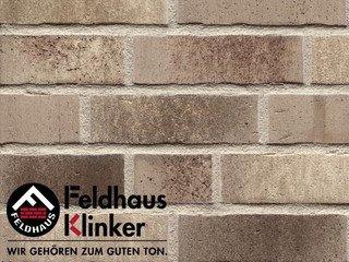 Плитка дляфасада Feldhaus Klinker R773NF14 vascu argo antrablanca