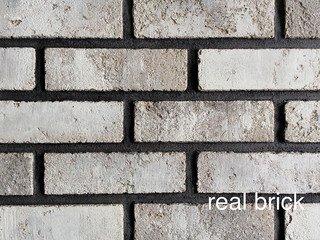 REAL BRICK. RB 4-00/1 Белёный дуб Плитка: 200*60*12 0,65(44шт)