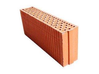 Поризованный керамический блок для перегородок BRAER CERAMIC THERMO 5,4 NF
