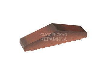 Профильный кирпич полнотелый King Klinker 310/250x65x78 таинственный сад (05) 1