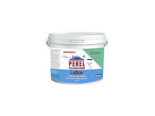 Высококачественная фасадная латексная краска Perel Lattice, 14 кг