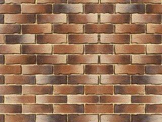 """378-40 White Hills """"Сити Брик"""" (Сity brick), темно-коричневый, плоскостной, Нормативная ширина шва 1"""