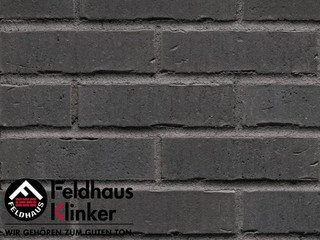 Фасадная плитка Feldhaus Klinker R736NF14 vascu vulcano petino