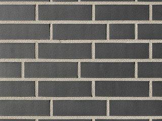 Клинкерная плитка фасадная Röben PORTLAND 10 Антрацитовый гладкая NF14