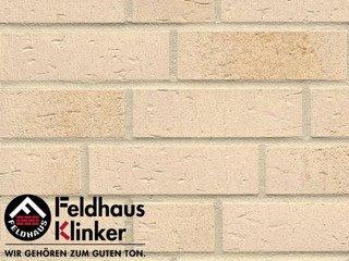 Фасадная плитка Feldhaus Klinker R757NF14 vascu perla linara