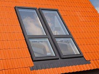 Окно-балкон FGH-V P2 Galeria Fakro 78х255
