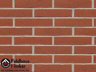 Плитка дляфасада Feldhaus Klinker R751DF14 vascu carmesi