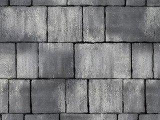 Тротуарная плитка ARTSTEIN Старый Город ColorMix Актау, 60 мм