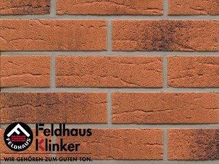 Плитка дляфасада Feldhaus Klinker R228NF9 terracota rustico carbo