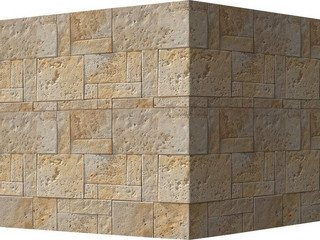 "486-25 White Hills ""Бремар (Braemar), светло-песочный, угловой, без шва"