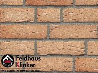 Плитка клинкерная фасадная Feldhaus Klinker R696NF14