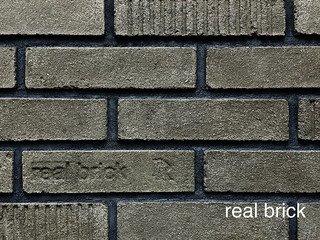 REAL BRICK. RB 2-11 mono Умбра Плитка: 240*60*15 0,63(36шт)