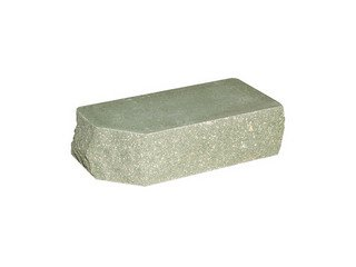 Кирпич фасонный полнотелый BARRUM Фигурный №1 Зеленый