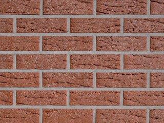 Клинкерная плитка фасадная Röben VOGTLAND Красный NF14