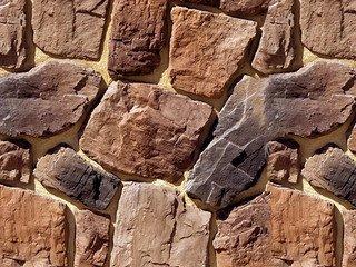 "612-90 White Hills ""Рока"" (Roca), коричневый, плоскостной, Нормативная ширина шва 1,5 см."