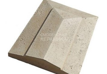 920-40 Накрывочная плита трехскатная