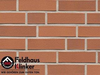 Клинкерный кирпич Feldhaus Klinker K490NF Ciaro liso