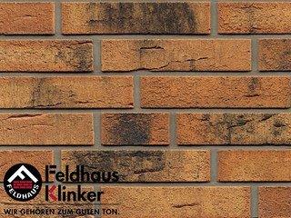 Клинкерная плитка для фасада Feldhaus Klinker R286DF9