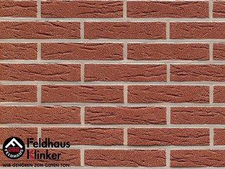 Клинкерная плитка для фасада Feldhaus Klinker R436DF9