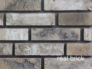 Плитка ригельная Real Brick 3D RB 1-09 Чёрный магнезит