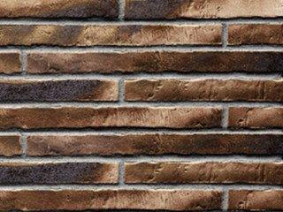 Ригельная клинкерная плитка Stroher 451 GOLD-BRAUN 14 мм