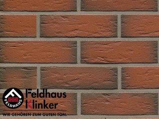 Плитка клинкерная фасадная Feldhaus Klinker R343NF9