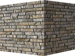 "520-85 White Hills ""Лаутер"" (Lauter), серый, угловой, Нормативная ширина шва 1,2 см."
