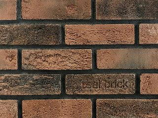 Плитка ручной формовки Real Brick RB 4-10 Кирпичный