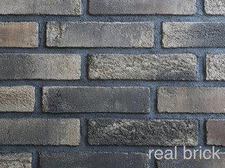 Плитка ручной формовки Real Brick RB 3-13 Графитовый