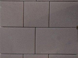"Тротуарная плитка ТП Б.5.Псм.6 ""Инсбрук Ланс"" Нейтив Коричневый 450х300 300х300"