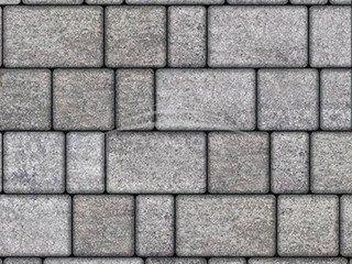 """Тротуарная плитка Выбор """"Искусственный камень"""", СТАРЫЙ ГОРОД Шунгит"""