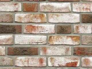 Клинкерная плитка угловая Röben GEESTBRAND серо-бело пестрый, NF14
