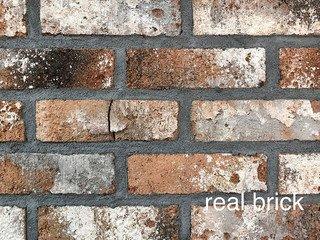 REAL BRICK. RB 4-03 antic глина античная Плитка: 200*60*12 0,65(44шт)